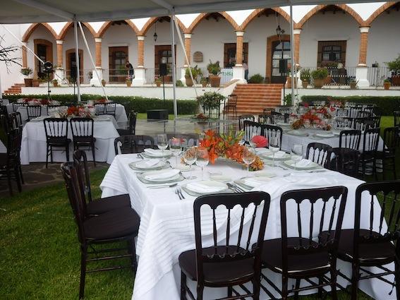 Hacienda Baquedano