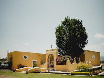Ex Hacienda Zapotitlán