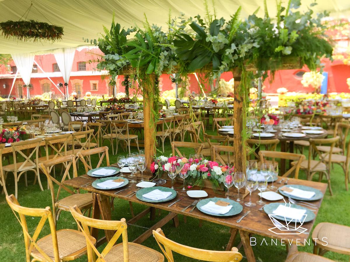 Jardines para bodas puebla