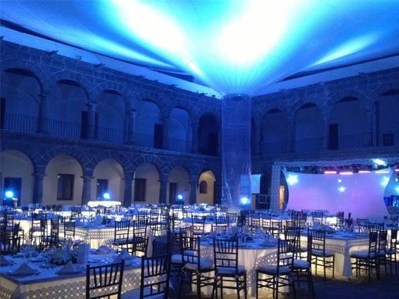 bodas museo virreinal