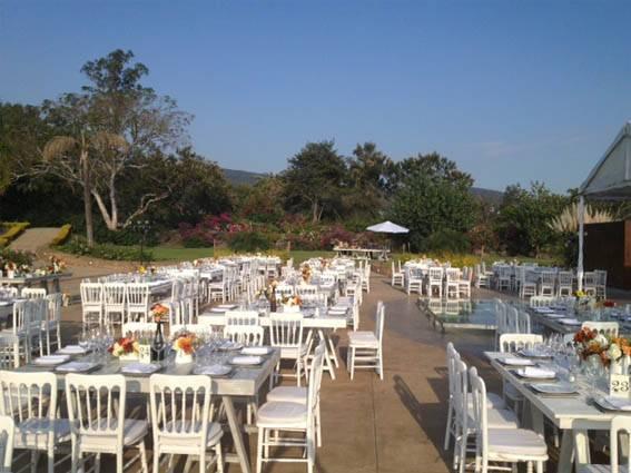 Eventos vintage en el cid cuernavaca jardín social