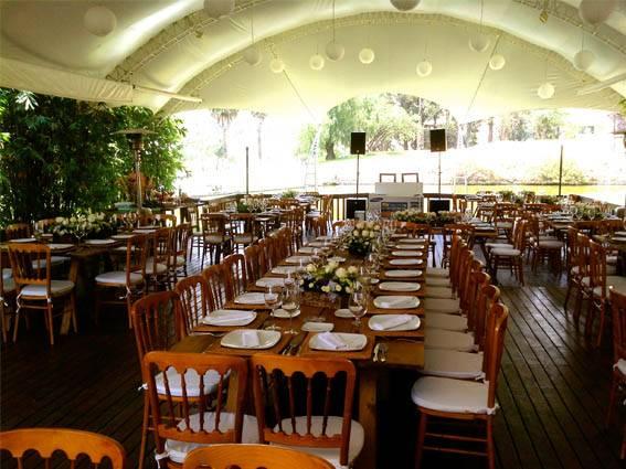 bodas orgánicas