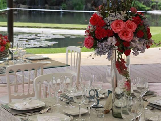centros de mesa flores cuernavaca