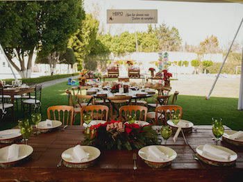Jardín Centro Mexicano Libanés