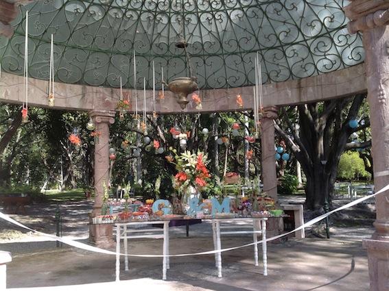 El Rincón Dorado Jardín